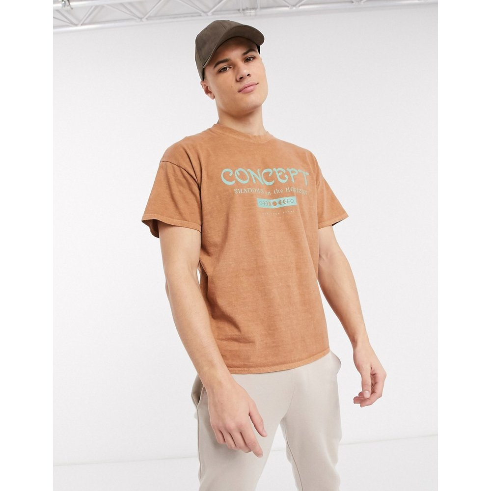 Concept - - T-shirt surteint - New Look - Modalova