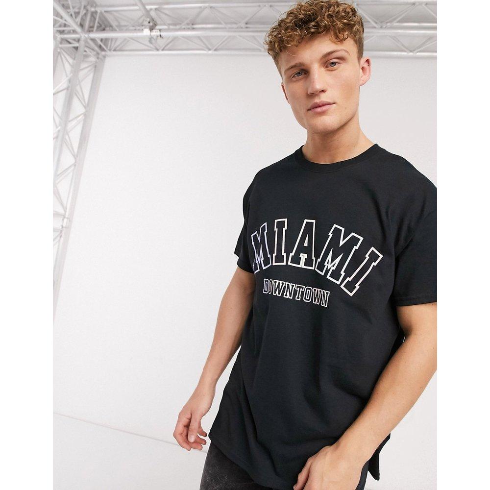 Miami - T-shirt oversize - New Look - Modalova