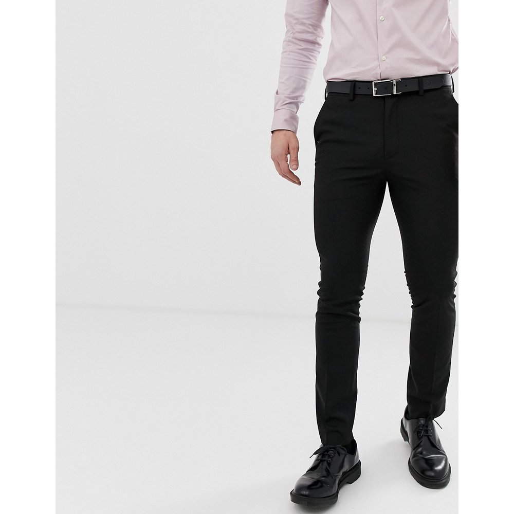 Pantalon de costume slim - New Look - Modalova