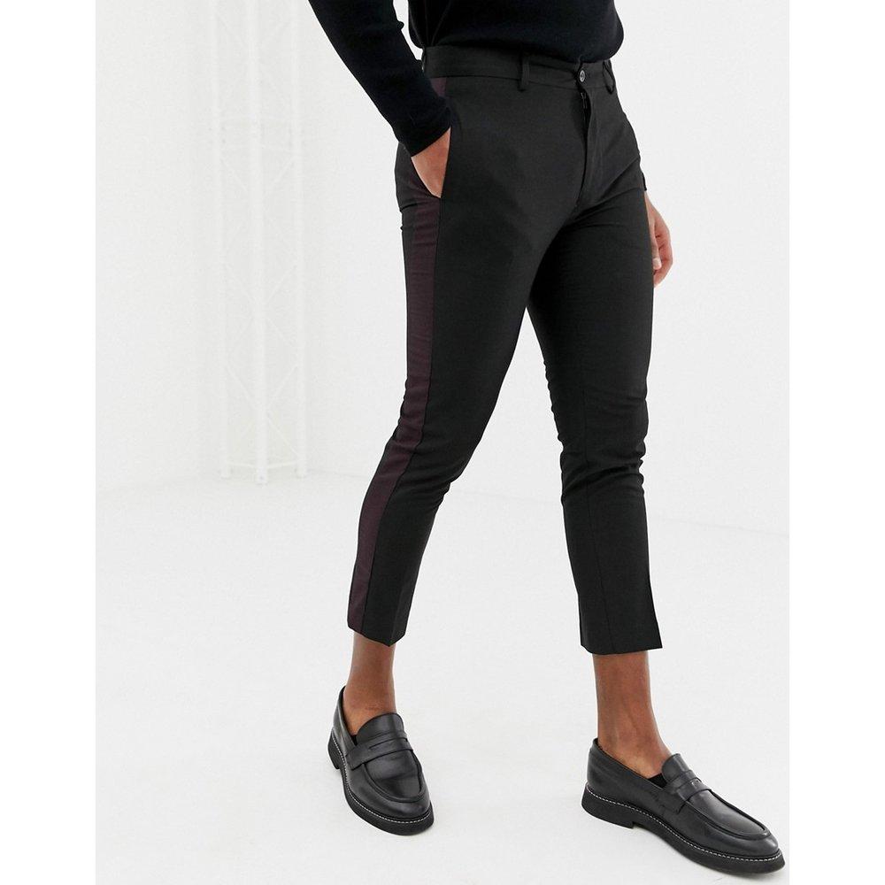 Pantalon élégant avec rayures latérales - New Look - Modalova