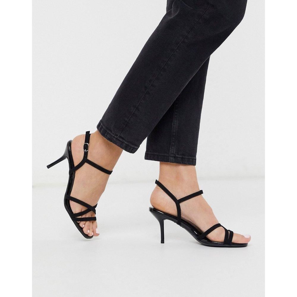 Sandales à talons et lanières - New Look - Modalova