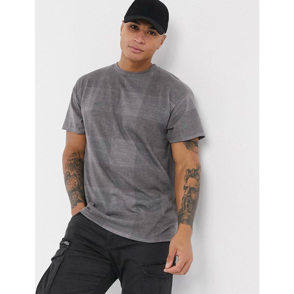 T-shirt à carreaux Buffalo - moyen - New Look - Modalova