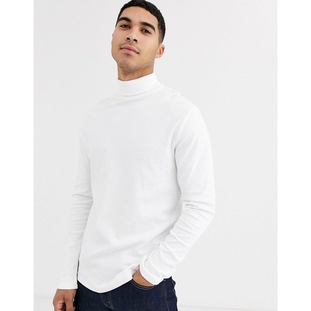 T-shirt col roulé à manches longues - New Look - Modalova