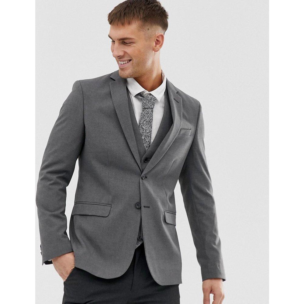 Veste de costume coupe ajustée - New Look - Modalova