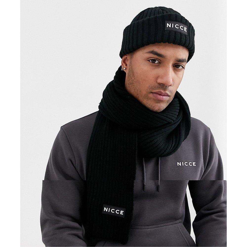 Coffret cadeau écharpe et bonnet dans boîte - Nicce - Modalova