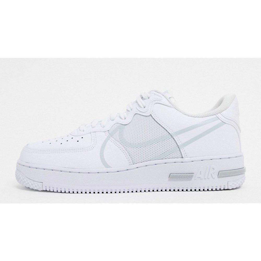 Air Force 1 React - Baskets - /platine pur - Nike - Modalova