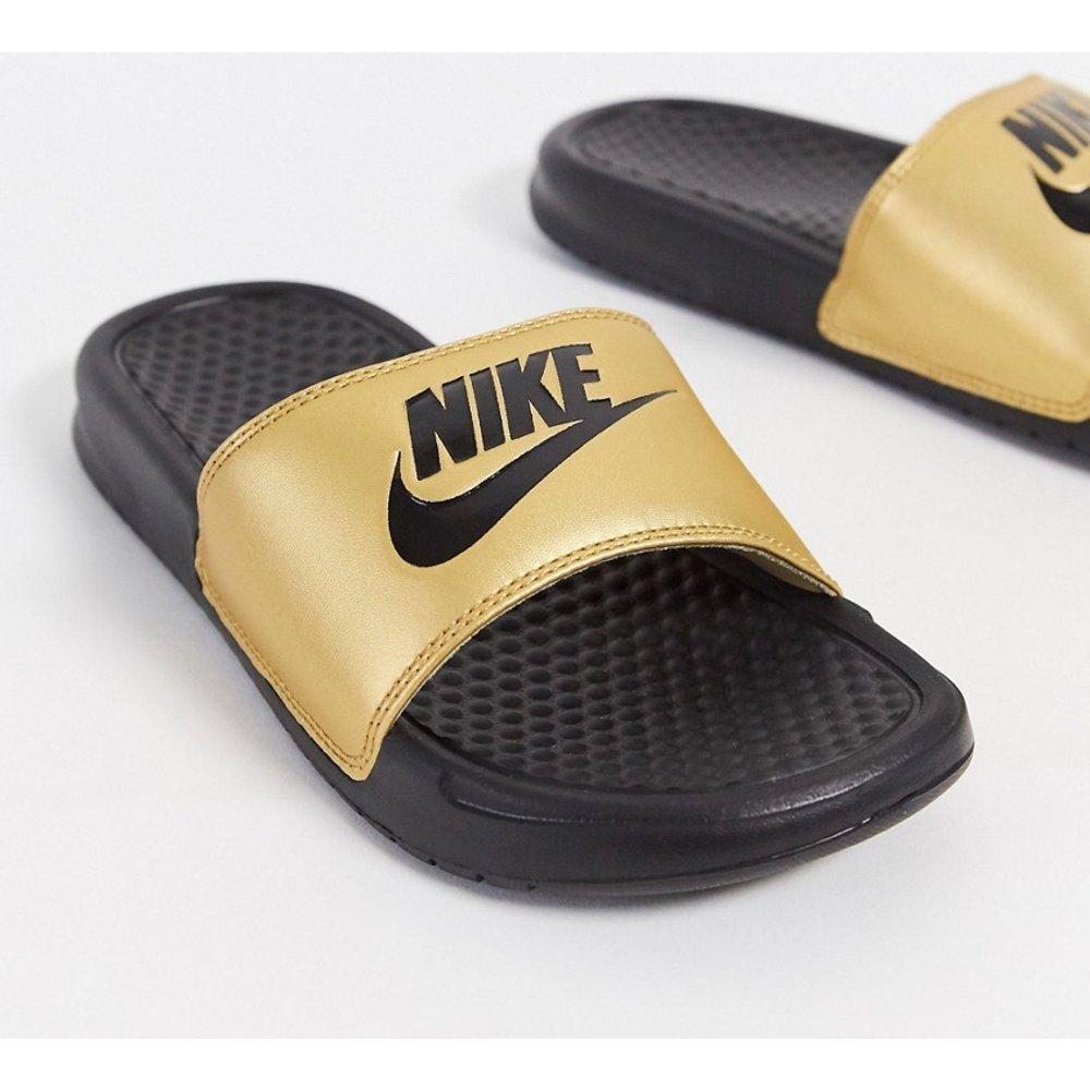 Benassi - Claquettes - et noir - Nike - Modalova
