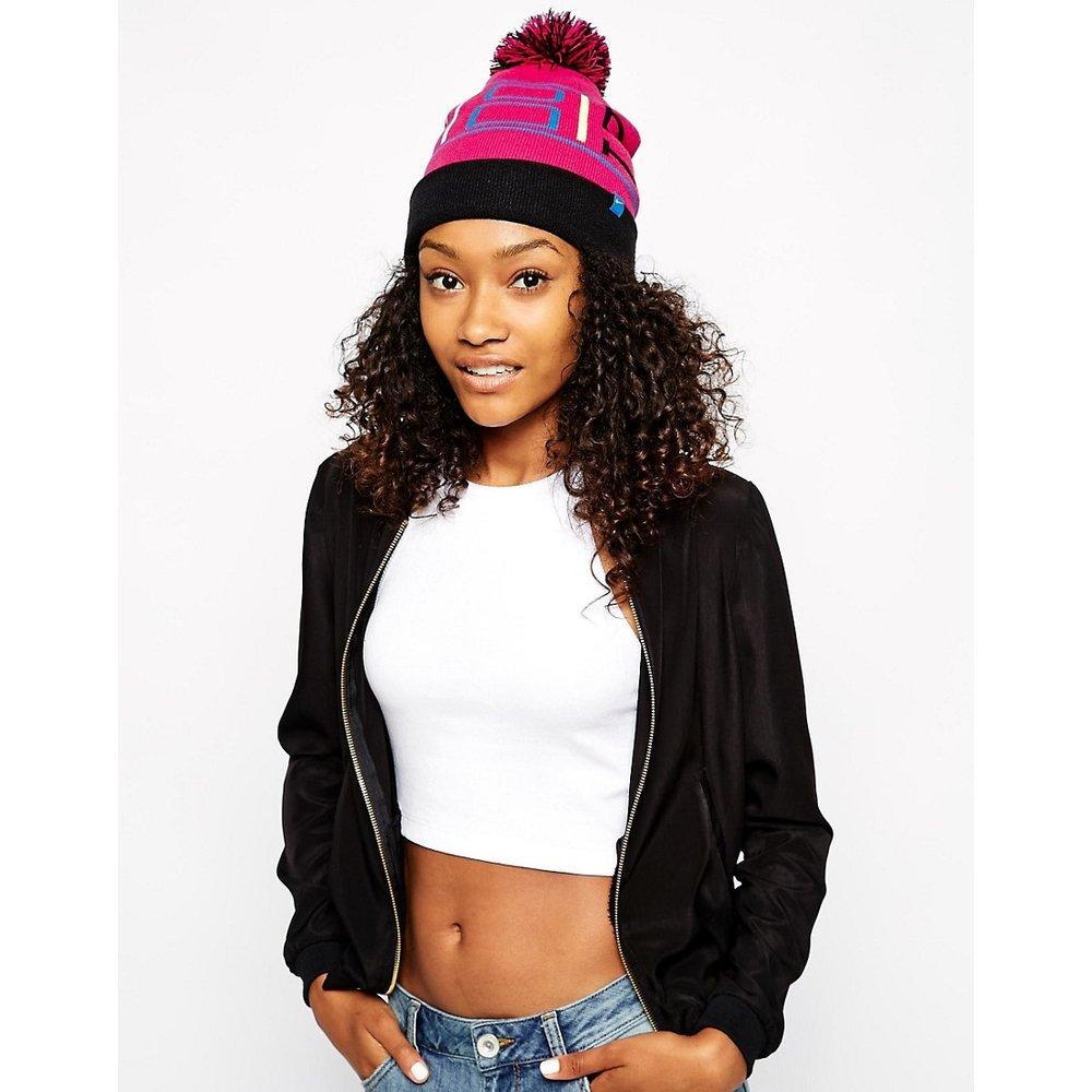 Bonnet à pompon et inscription « Just Do It » - Nike - Modalova