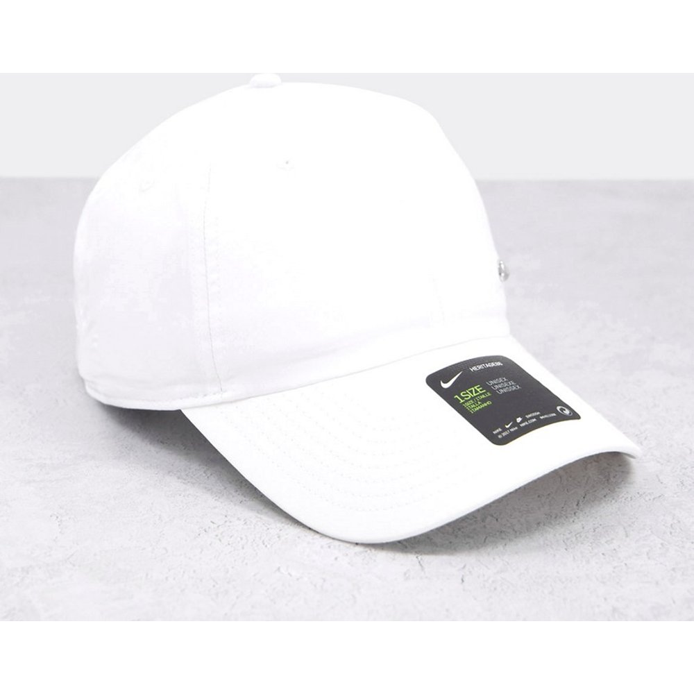 Casquette avec logo virgule métallique - 943092-100 - Nike - Modalova