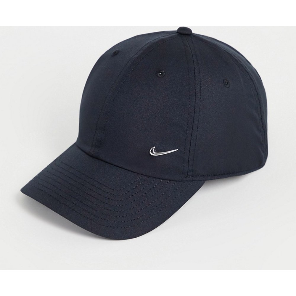 Casquette avec logo virgule métallique - 943092-010 - Nike - Modalova