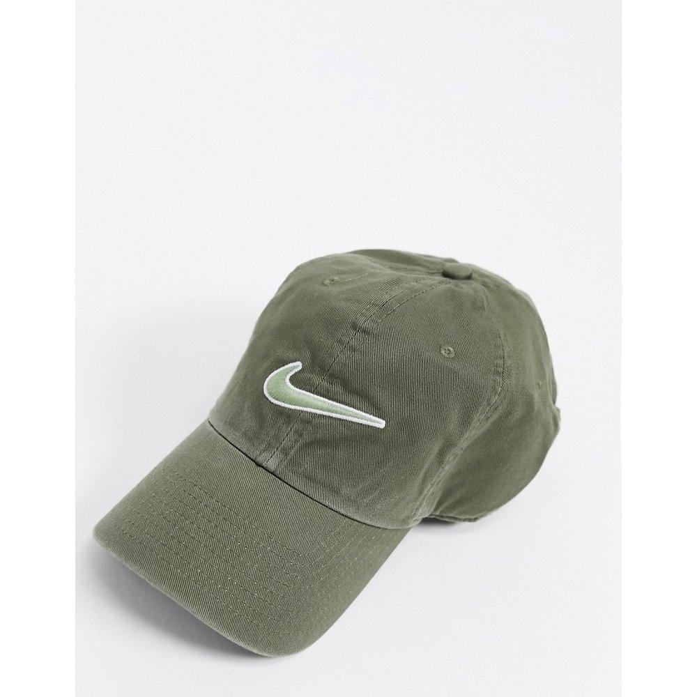 Casquette avec virgule brodée - Kaki - Nike - Modalova