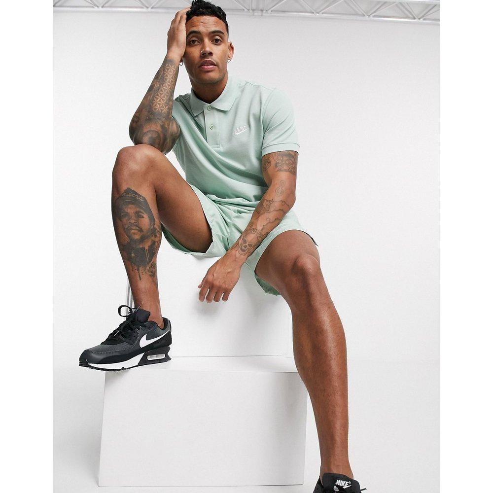 Nike - Club - Polo - Vert cendré - Nike - Modalova