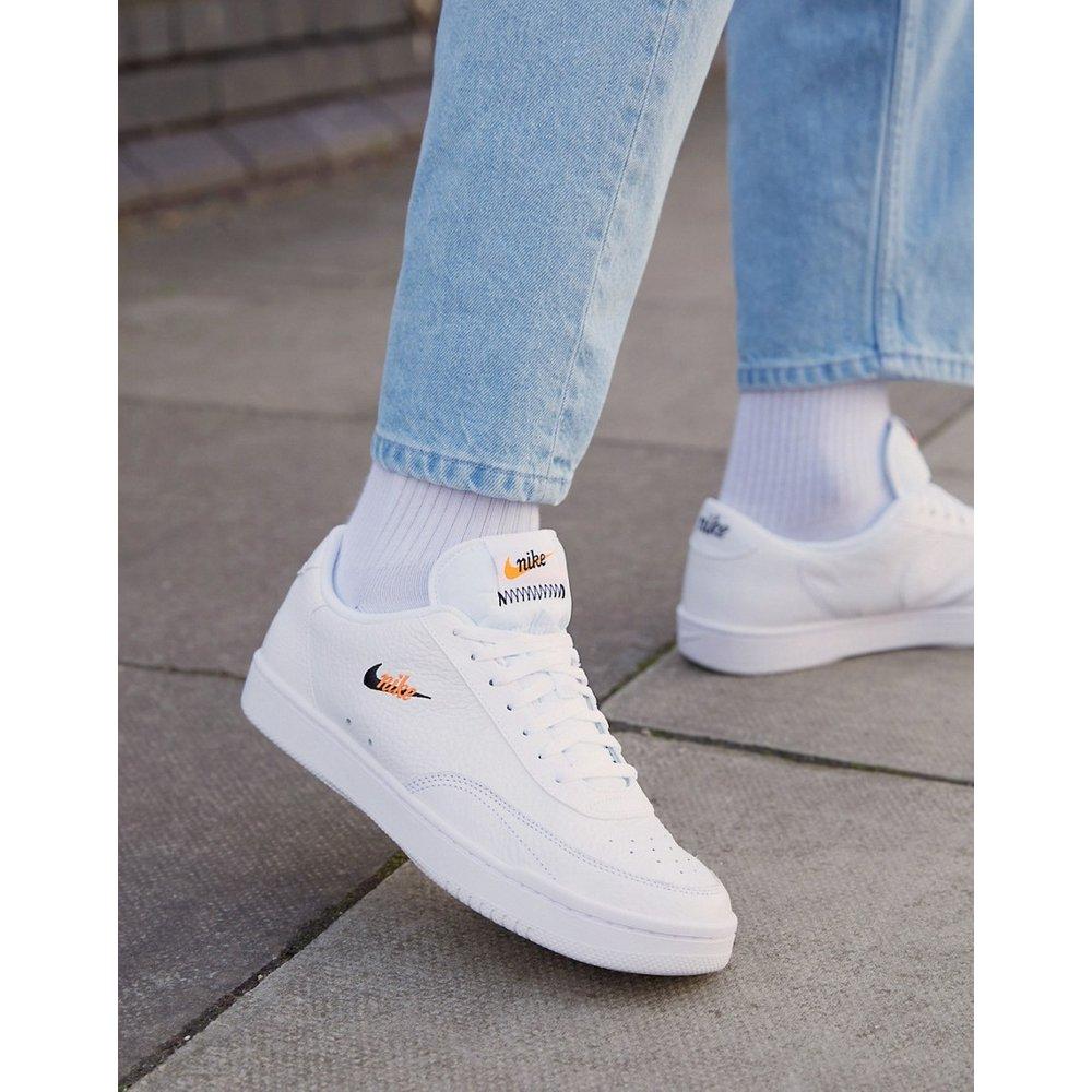 Court Vintage - Baskets en cuir de qualité supérieure - Nike - Modalova
