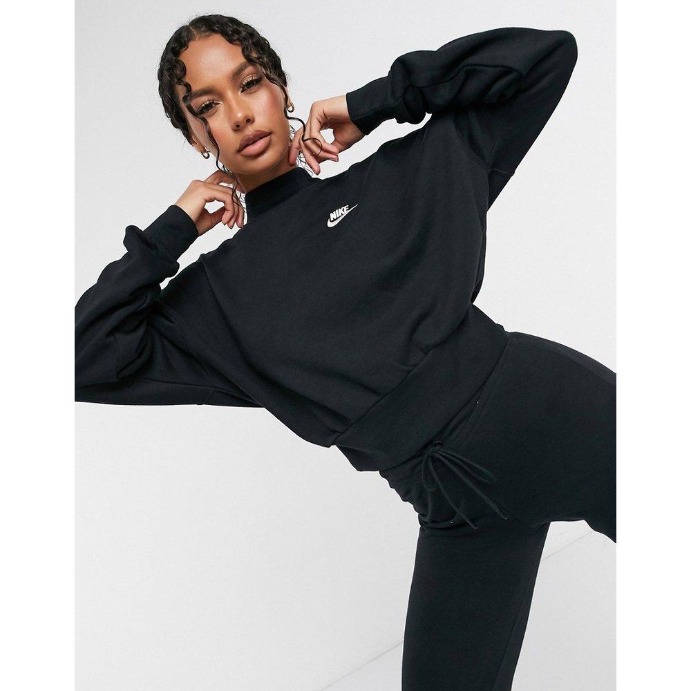 Essentials - Sweat-shirt court à faux col - Nike - Modalova