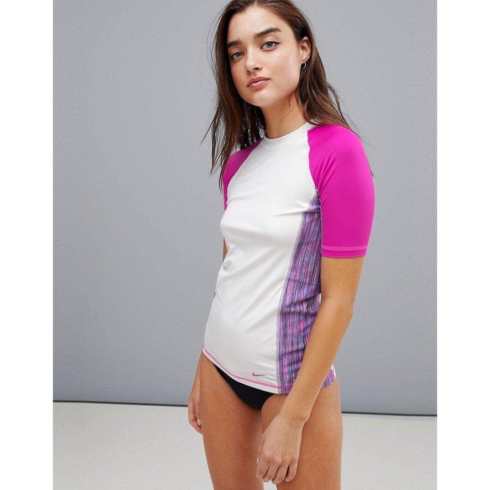 Nike - Haut de surf - Rose-Multi - Nike - Modalova