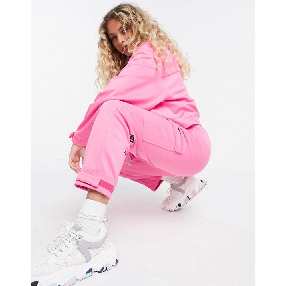 Jogger avec poche fonctionnelle et logo virgule - Nike - Modalova