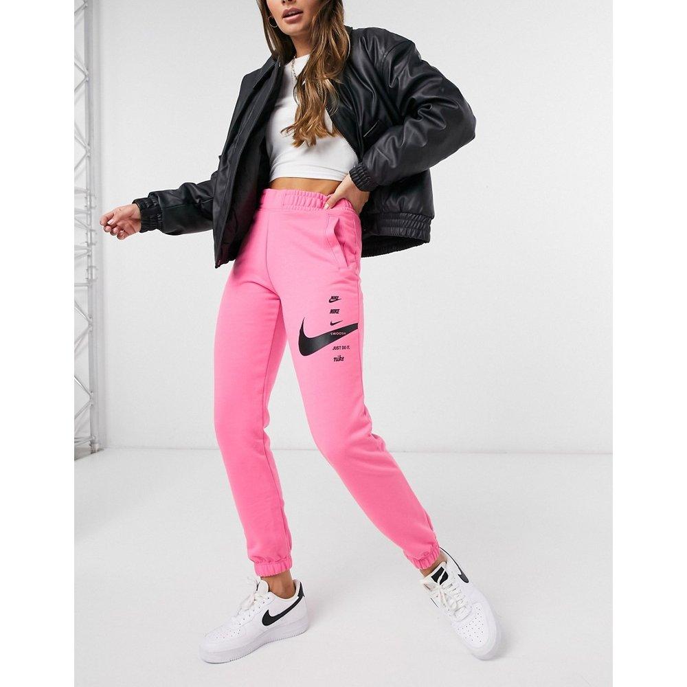 Jogger oversize avec logo virgule - Nike - Modalova