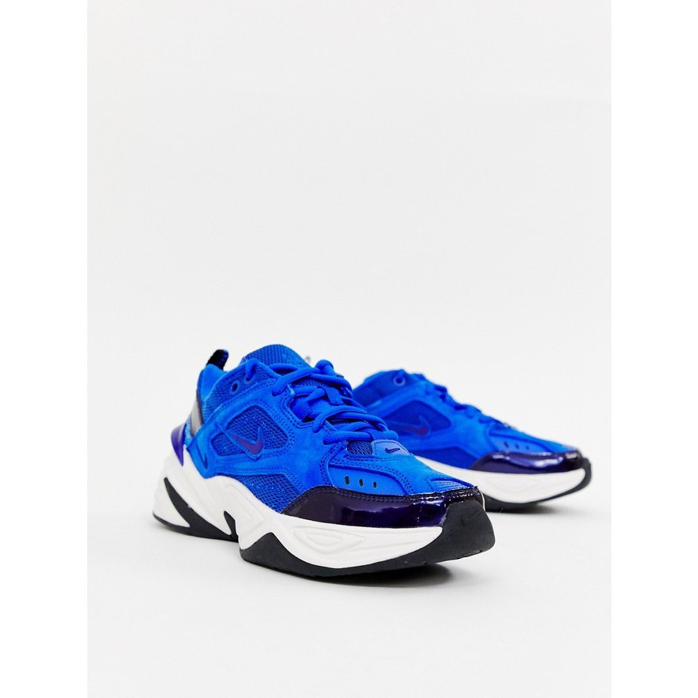Nike - M2K Tekno - Baskets - Bleu - Nike - Modalova