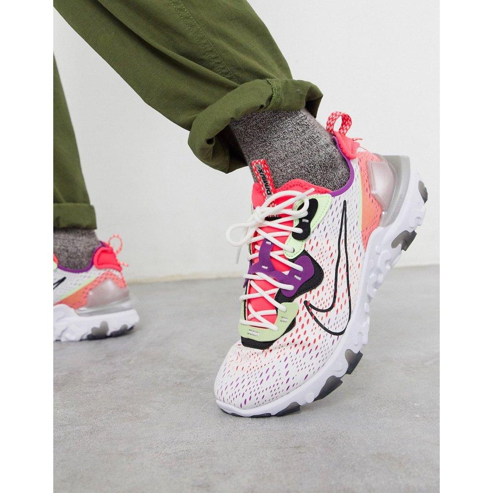 React Vision - Baskets - cassé/rose - Nike - Modalova