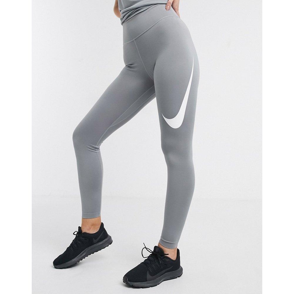 Legging court à logo virgule - Nike Running - Modalova