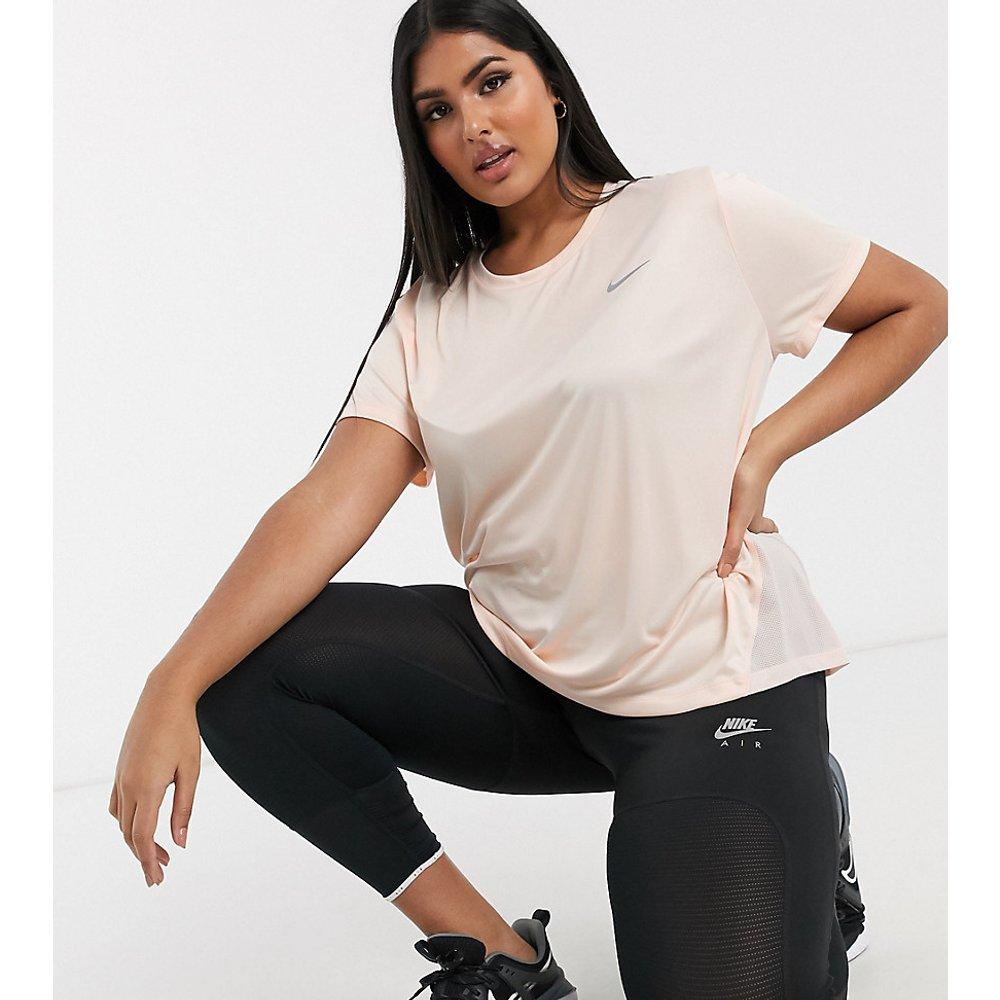 Plus - Miler - T-shirt - Nike Running - Modalova