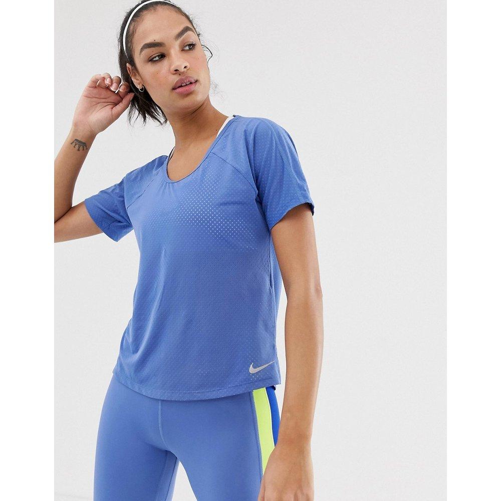 T-shirt avec découpe au dos - Nike Running - Modalova
