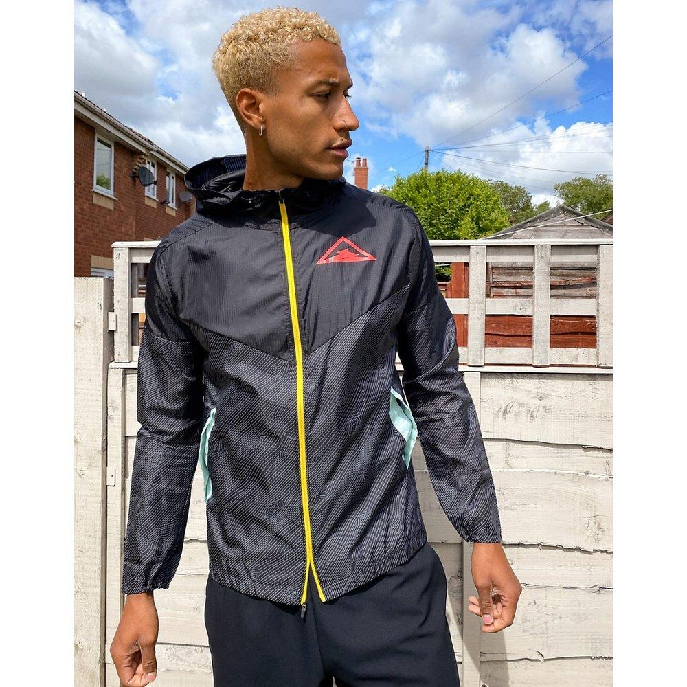 Trail - Veste zippée à logo - Nike Running - Modalova