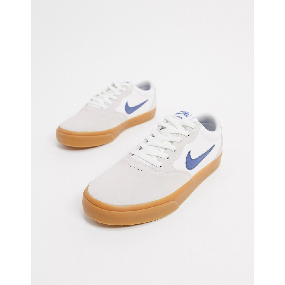 Chron SLR - Baskets en daim - Blanc cassé/gomme - Nike SB - Modalova