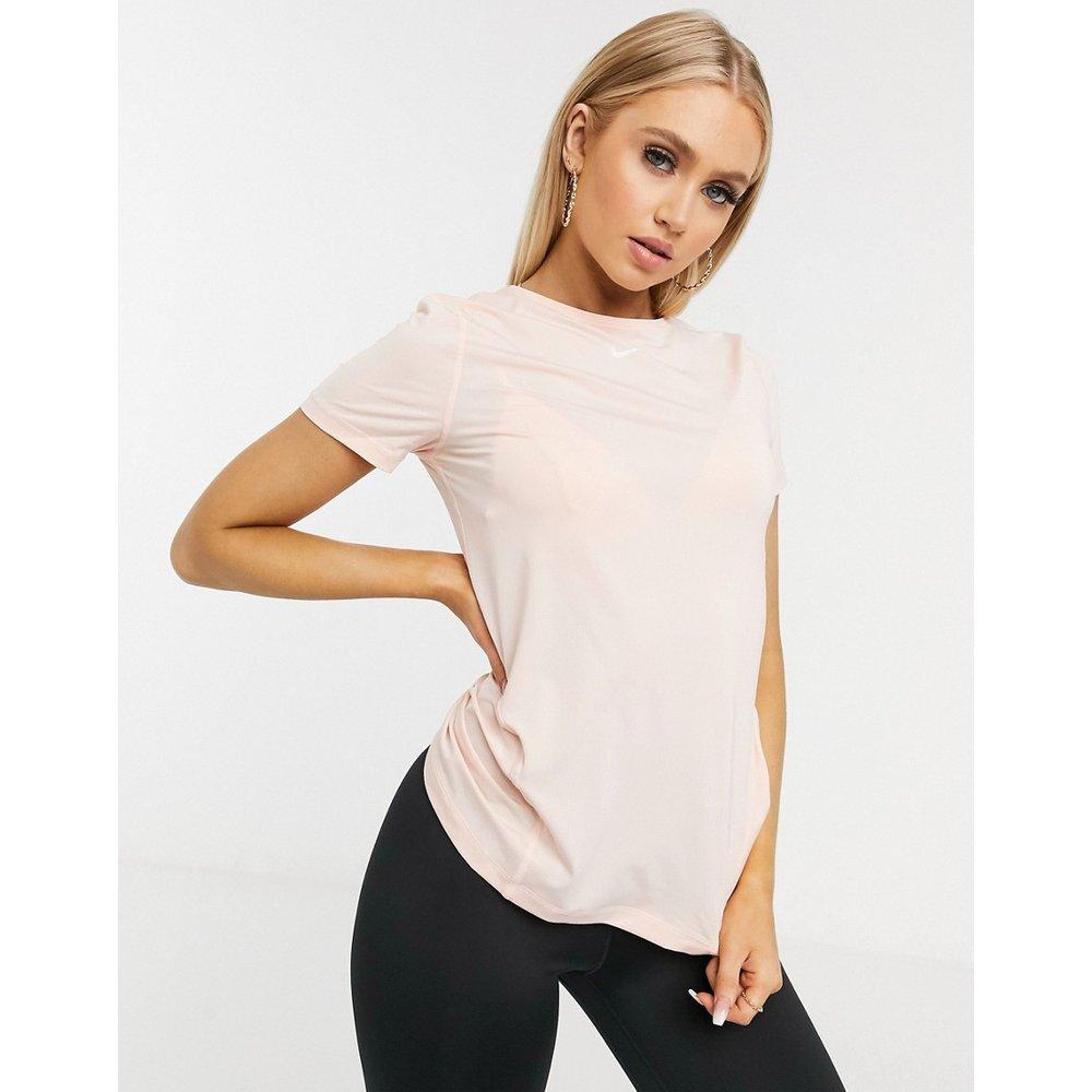 Pro - T-shirt en tulle - pâle - Nike Training - Modalova