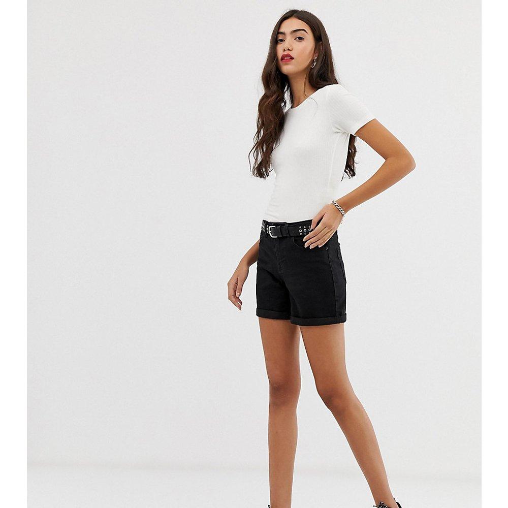 Short en jean avec revers - Noisy May Tall - Modalova