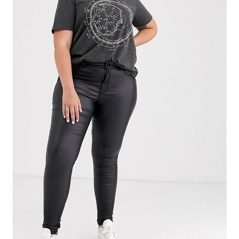 Jean skinny enduit - Only Curve - Modalova