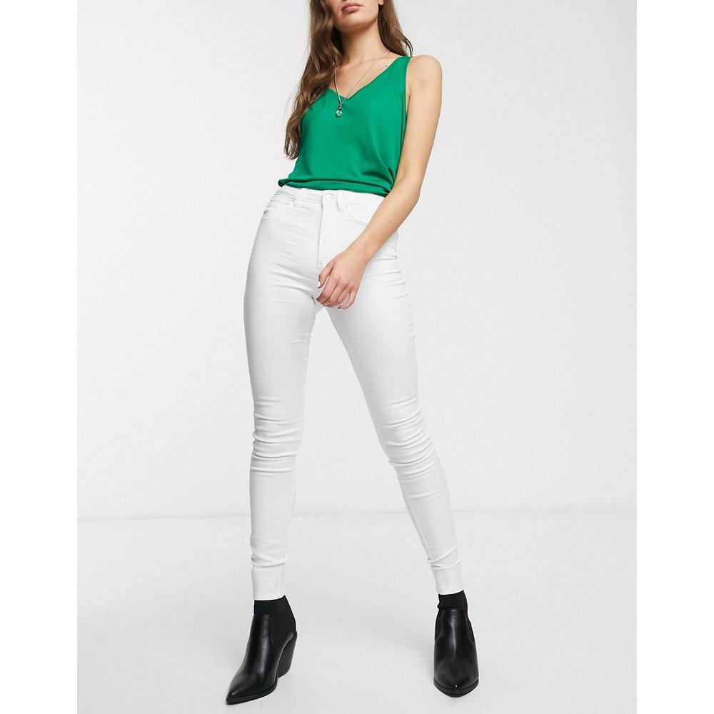 Only - Jean skinny - Blanc - Only - Modalova