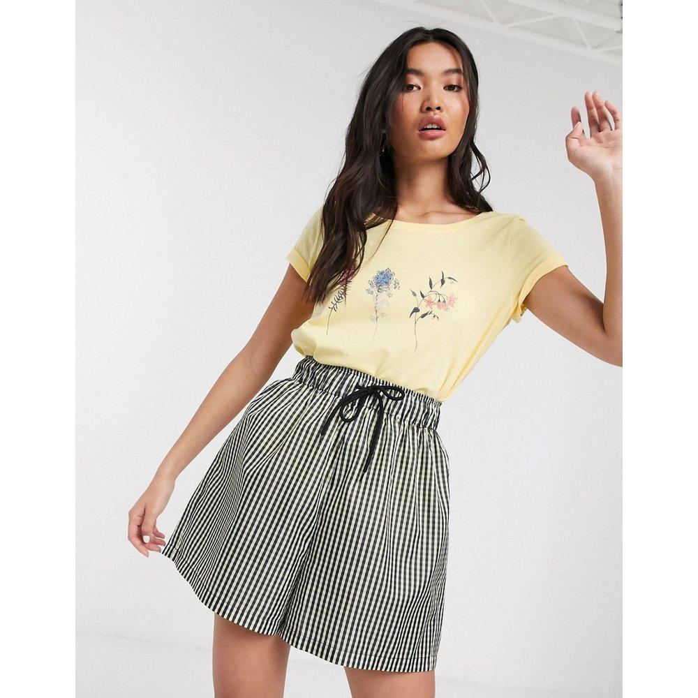 Kita - T-shirt à manches courtes - Only - Modalova