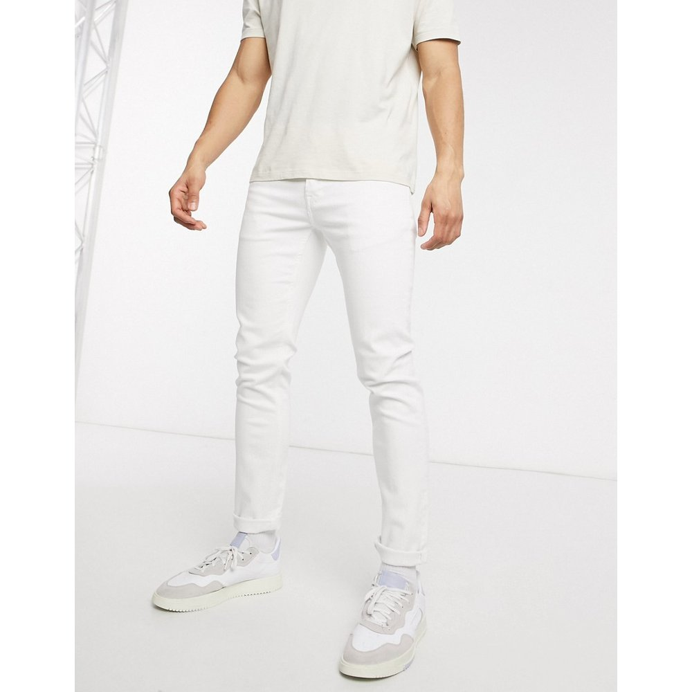 Only & Sons - Jean slim - Blanc - Only & Sons - Modalova