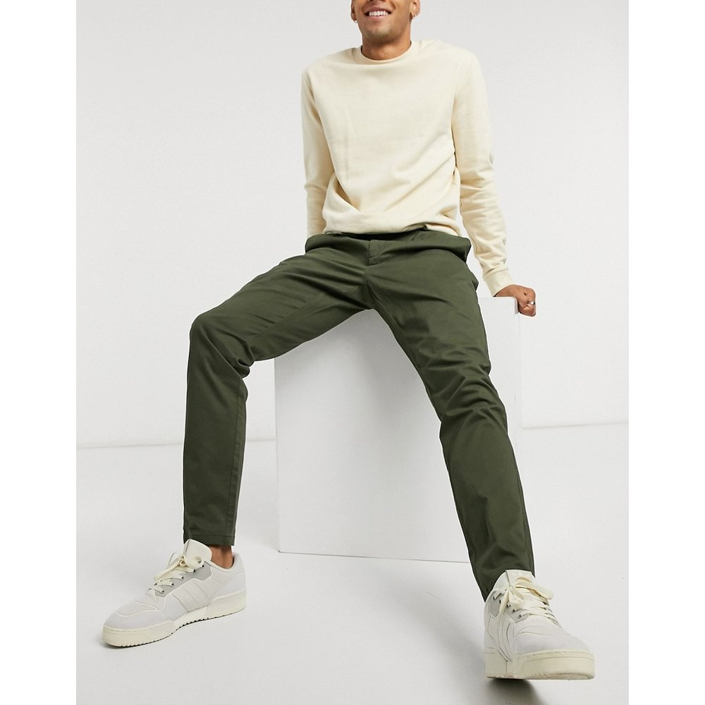 Pantalon chino coupe slim - Only & Sons - Modalova