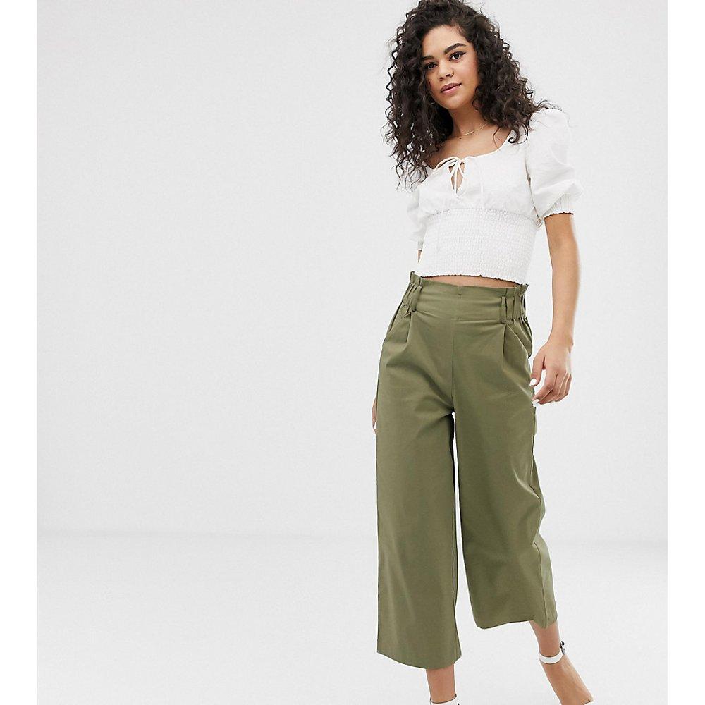 Pantalon large court - Only Tall - Modalova