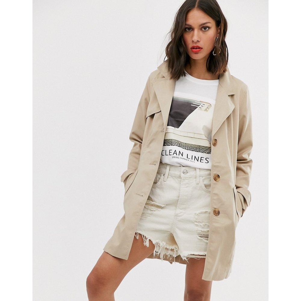 Only - Trench-coat-Beige - Only - Modalova