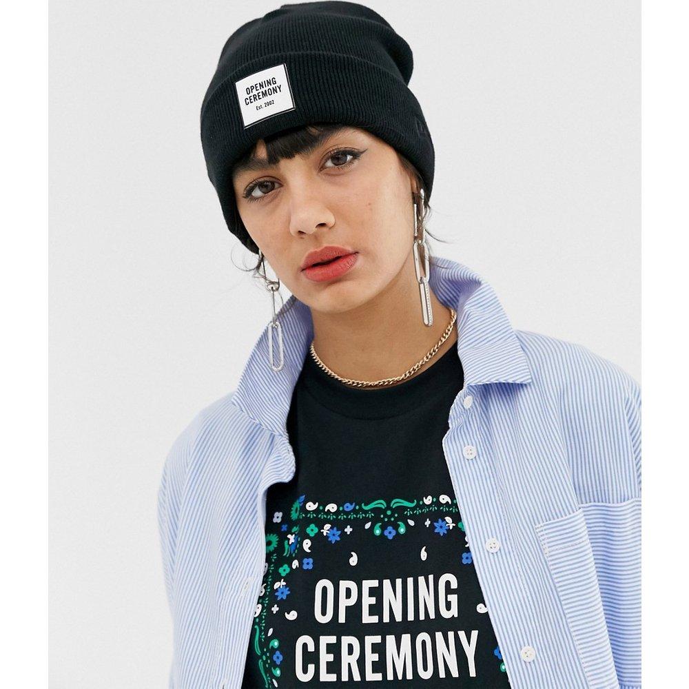 Bonnet en maille à logo OC - Opening Ceremony - Modalova