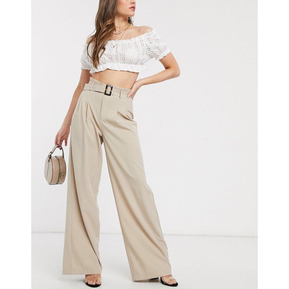 Pantalon large avec ceinture - Outrageous Fortune - Modalova