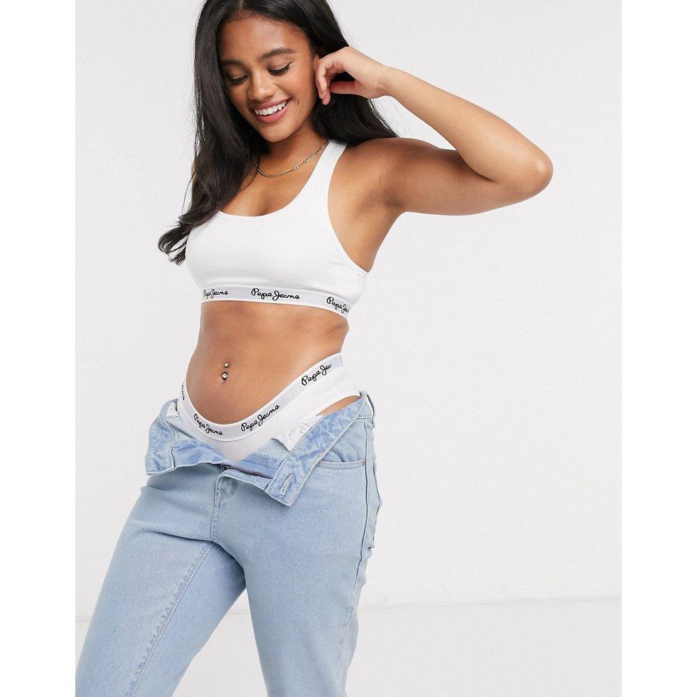 Culotte à logo - Pepe Jeans - Modalova