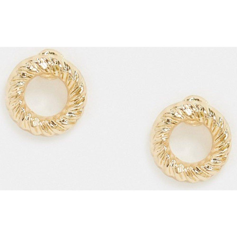 Petites boucles d'oreilles anneaux - Pieces - Modalova