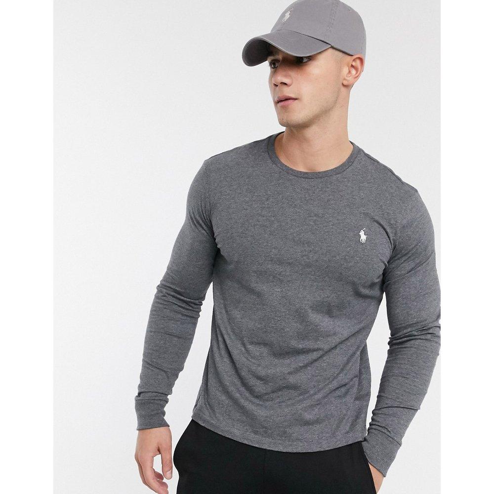 T-shirt à manches longues avec logo - Polo Ralph Lauren - Modalova