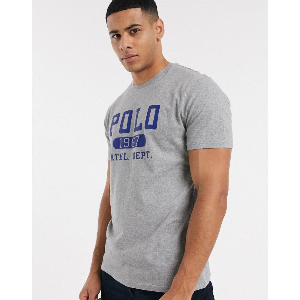 T-shirt avec logo floqué - Polo Ralph Lauren - Modalova
