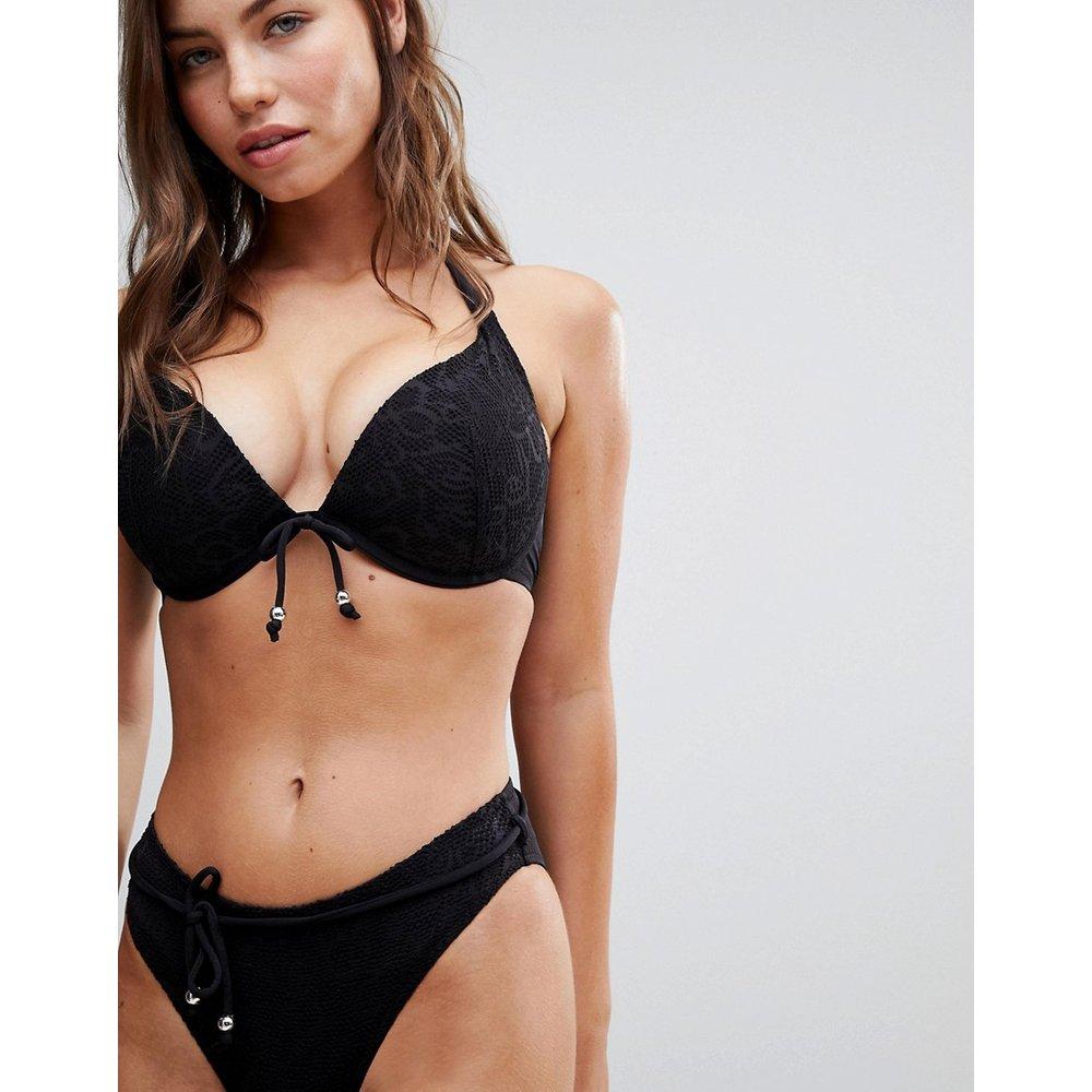 Bas de bikini en crochet - Pour Moi - Modalova