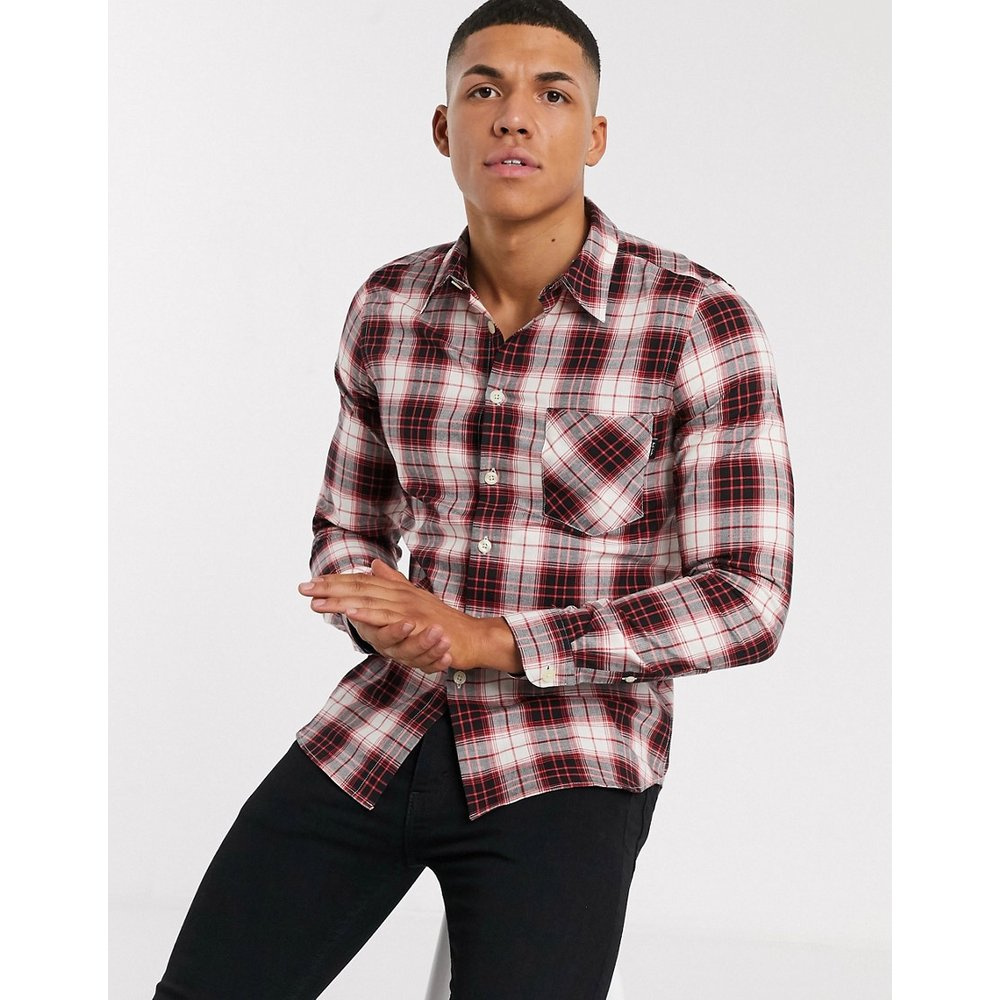 Chemise à carreaux - PS Paul Smith - Modalova