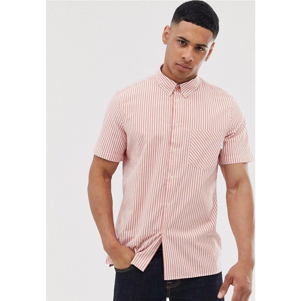 Chemise manches courtes à rayures verticales - et blanc - PS Paul Smith - Modalova