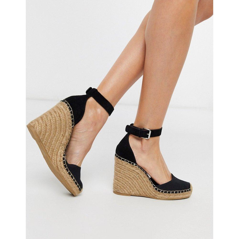 Chaussures compensées style espadrilles - Pull&Bear - Modalova