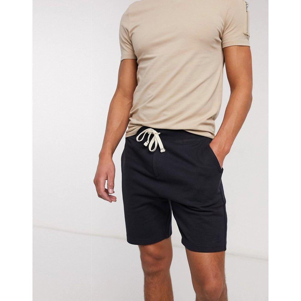 Short en jersey shorts - marine - Pull&Bear - Modalova