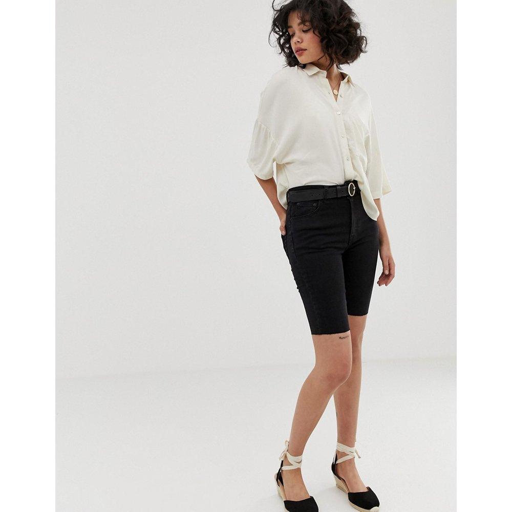 Short legging en jean - Pull&Bear - Modalova