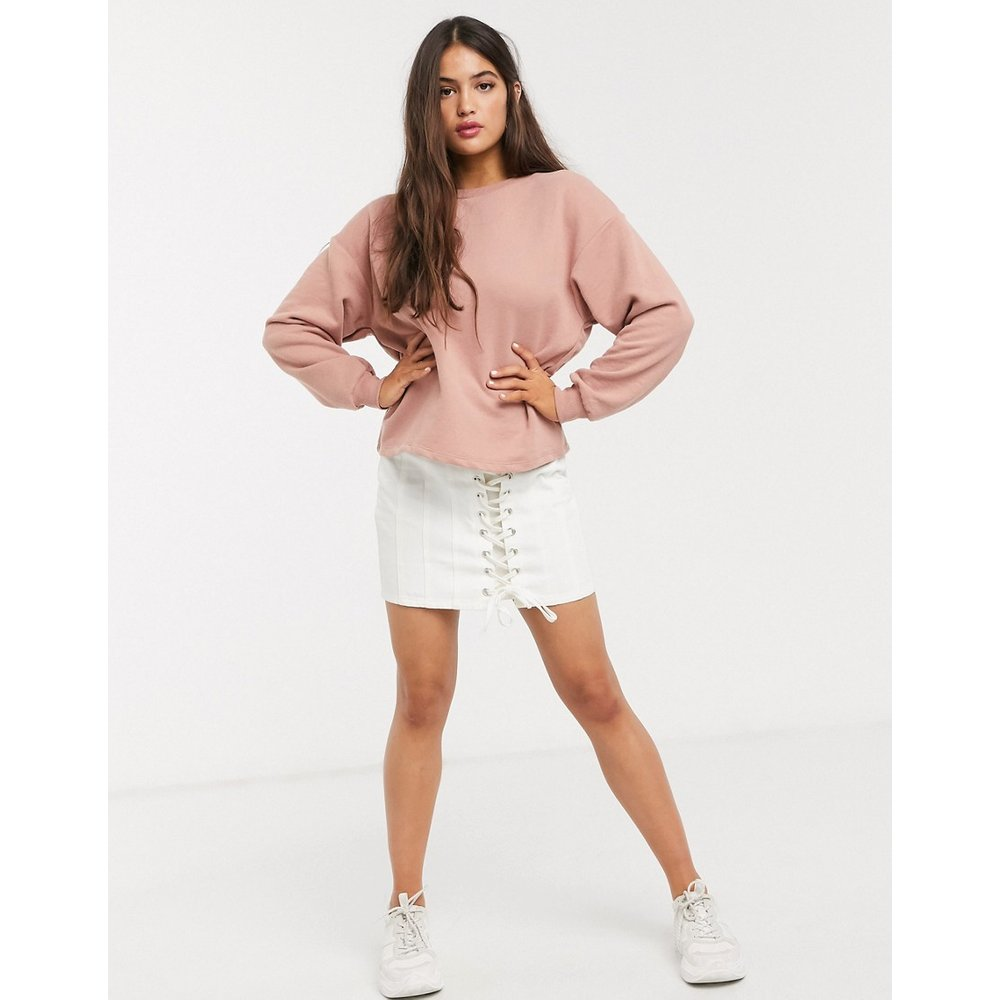 Sweat-shirt basique - Pull&Bear - Modalova